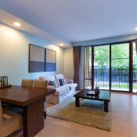 Two-Bedroom Apartment with Garden View