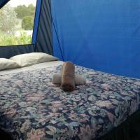 Ready-Assembled Tent