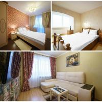 Zdjęcia hotelu: PaulMarie Apartments on Naberezhnaya, Soligorsk