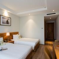 Premium Deluxe Twin Room