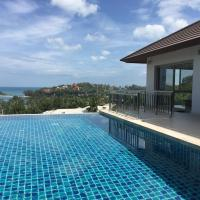 Four-Bedroom Villa Sea View with Private Pool