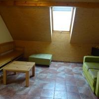 Attic Two-Bedroom Apartment