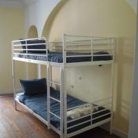 Bunk Bed in Male Dormitory Room with Private Bathroom