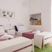 Tvåbäddsrum Standard med delat badrum