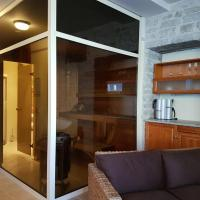 Luxury Suite with Sauna and Spa Bath