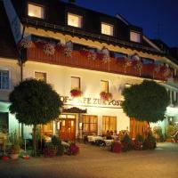 Hotelbilleder: Hotel Gasthof Zur Post, Königstein in der Oberpfalz