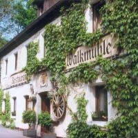 Hotelbilleder: Land-Gast-Hof WALKMÜHLE, Feuchtwangen