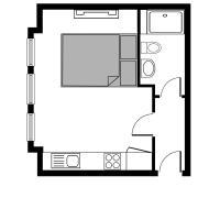 Studio Apartment (1)