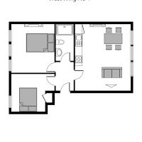 Two-Bedroom Apartment (4)