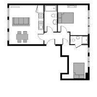 Two-Bedroom Apartment (5)