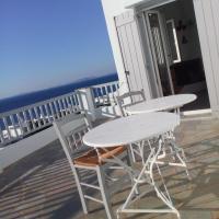 Οικογενειακή Μεζονέτα με Μπαλκόνι και θέα στη Θάλασσα