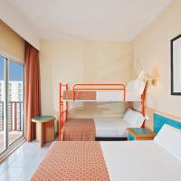Standard Room with Sea View (2 Adults + 2 Children)