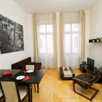 Two-Bedroom Apartment in Party Area