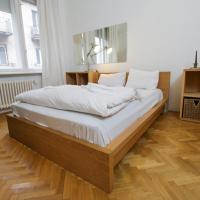 Two-Bedroom Apartment in Asbóth Street