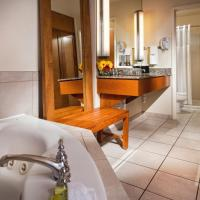 King Suite with Sofa Bed and Spa Bath