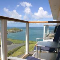 Superior Double or Twin Room with Sea View and Balcony