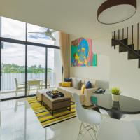 Two-bedroom Loft Suite with Lagoon or Ocean View