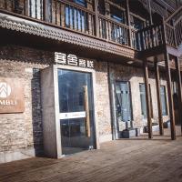 Φωτογραφίες: Harbin Hanshe Ziyouyi Hostel Chinese Baroque Branch, Harbin