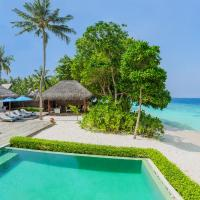 Two Bedroom Family Beach Villa with Pool