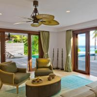 Two Bedroom Private Beach Residence