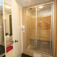 Deluxe Two-Bedroom Apartment with Sauna