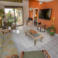 ホテル写真: Kamaole Sands 2-401 - Three Bedroom Condo, ワイレア