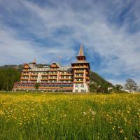 Hotel Pictures: Jugendstilhotel Paxmontana, Flüeli