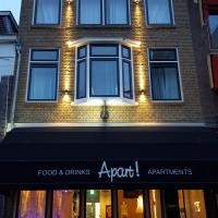 Hotel Pictures: Apart! Food & Drinks Apartments, Zwolle