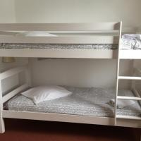 Quadruple Room with 1 Double Bed and 1 Bunk Bed