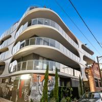 Zdjęcia hotelu: District Apartments Fitzroy, Melbourne