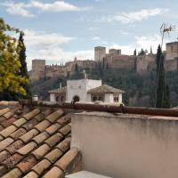 Deluxe Apartment with Alhambra view