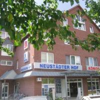 Hotel Pictures: Neustädter Hof Hotel Garni, Neustadt am Rübenberge