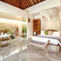 Two-Bedroom Garden Villa with Private Pool