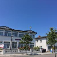 Hotellikuvia: Pension Störtebeker, Ostseebad Sellin