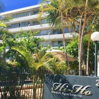 Zdjęcia hotelu: Hi Ho Beach Front Apartments on Broadbeach, Gold Coast