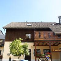 Hotelbilleder: Ferienwohnung am Schloss Lauenstein im Erzgebirge, Lauenstein