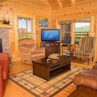 Фотографии отеля: Misty Mountain Hideaway- Three-Bedroom Cabin, Пиджен-Фордж