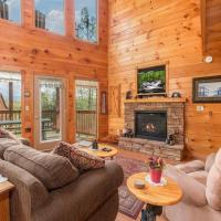 Foto Hotel: R Bearadise- Two-Bedroom Cabin, Sevierville
