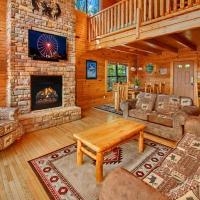 酒店图片: A Majestic View III- Three-Bedroom Cabin, 汤森德