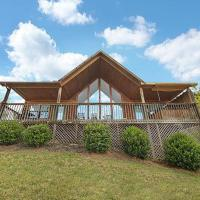 Fotografie hotelů: A Sunset to Remember- One-Bedroom Cabin, Sevierville
