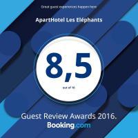 Fotografie hotelů: ApartHotel Les Eléphants, Lutych