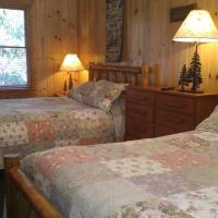 Mitchells Lodge Pine Cottage