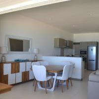 Three-Bedroom Apartment with Sea View