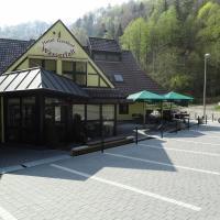 Hotelbilleder: Gasthof Hotel zum Wasserfall, Oberndorf