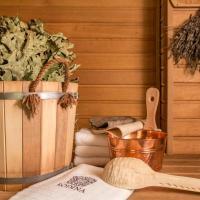 House with Sauna