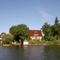 Hotelbilleder: Ferienwohnung Zechlinerhuette SEE, Scharfenberg