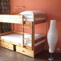 Dormitory Room (4 Adults)