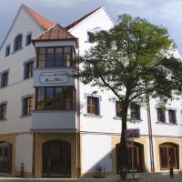 Hotelbilleder: Altstadthotel Bräuwirt, Weiden