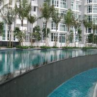 Fotografie hotelů: Sunmate @ 1Medini, Johor Bahru