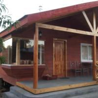 Zdjęcia hotelu: Cabañas El Sauce, La Ensenada
